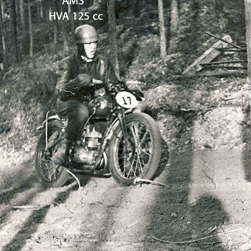 Ivan Wikström ÄMS 1951