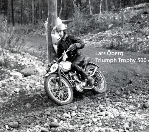 Lars Öberg Triumph Trophy