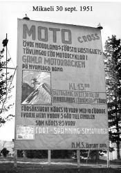 Motocross Älvsbyn Åren 1951-1957