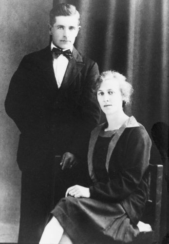 Axel och Svea Norén