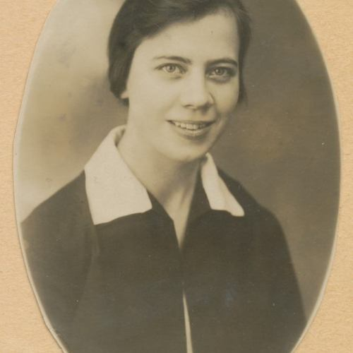 Dagmar* Lovisa Berggren f.1908-11-07 Muskus 4 d.1946-09-15.