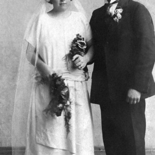 Helga och Gustaf Eriksson Muskus