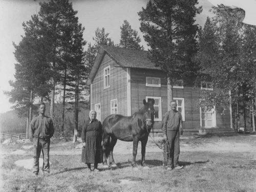 Familjen Lundberg Kvarnskatan Muskus