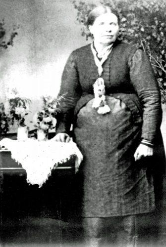 Margareta Persdotter *Knabb-Mora*