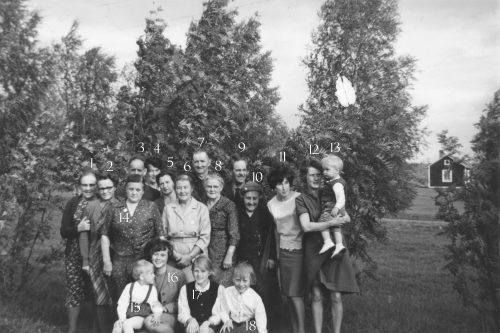 Elin Lundbergs 70 årsdag