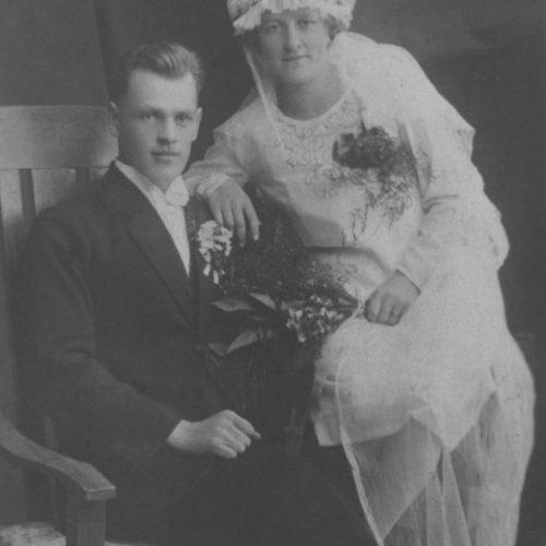 Nils och Gerda Lundberg