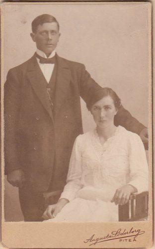 Karl och Alida Larsson
