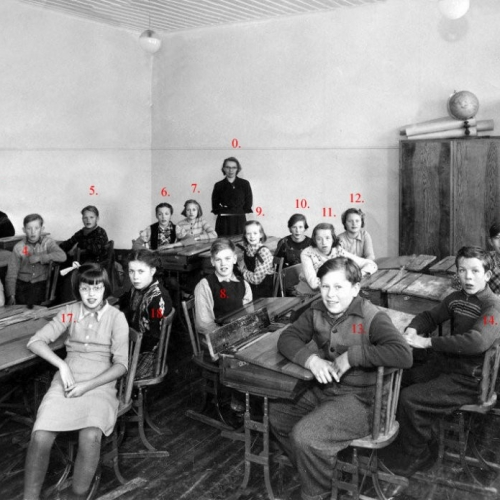 1951 klass 4 Nybyn