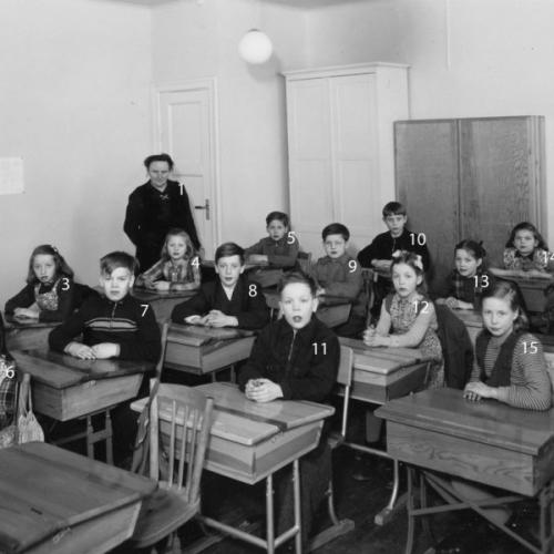 1949 skolklass Nybyn