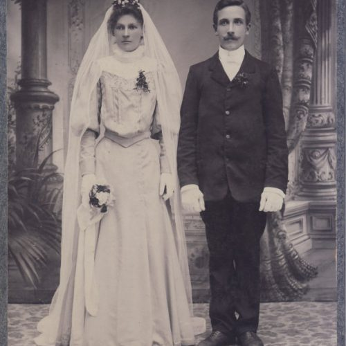 Ida Berglund och Karl Granström