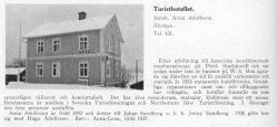 Älvsbyn Turisthotellet Anna Adolfsson