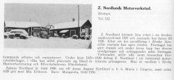 Älvsbyn Z. Nordlunds Motorverkstad