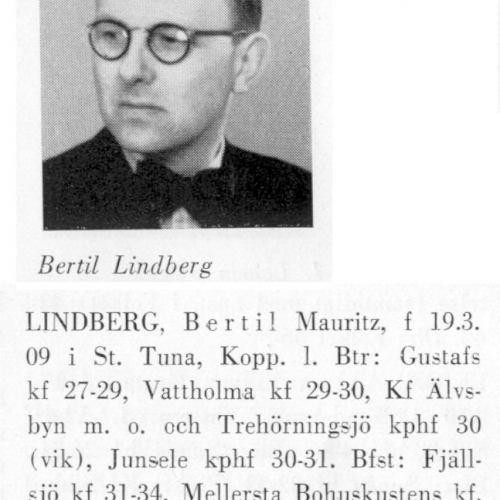 Lindberg Bertil 19090319 Från Svenskt Porträttarkiv