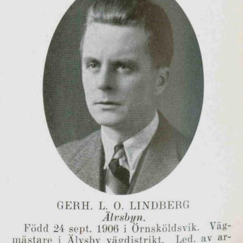 Lindberg Gerth L O Älvsbyn