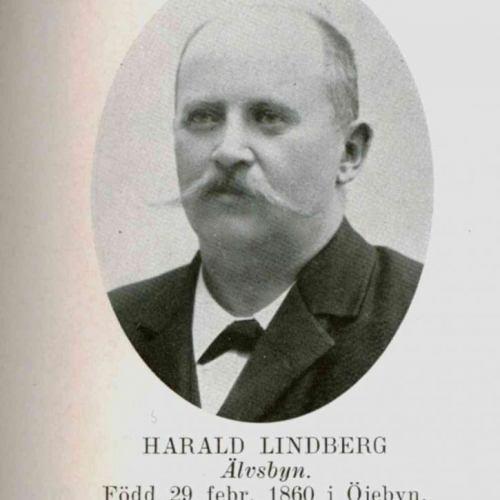 Lindberg Harald Älvsbyn