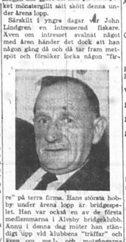 Lindgren John Älvsbyn 60 år 13 Feb NK