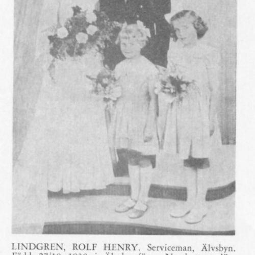 Lindgren Rolf & Öman Lilian Amalia Från Svenskt Porträttarkiv