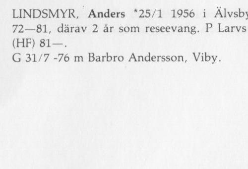 Lindsmyr Anders 19560125 Från Svenskt Porträttarkiv