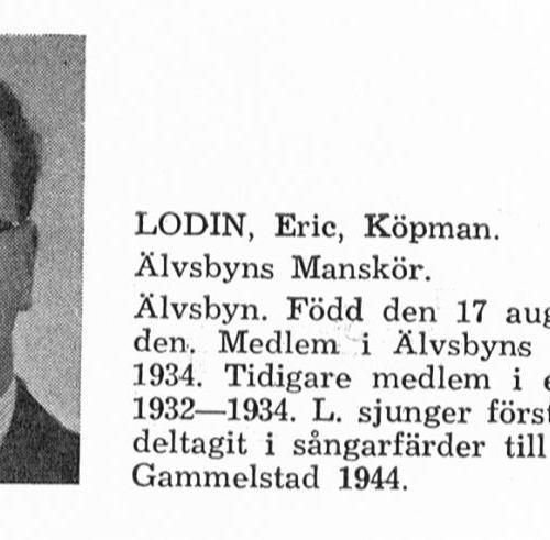 Lodin Eric 190250817 Från Svenskt Porträttarkiv b