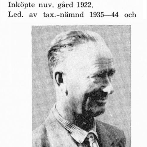 Lundberg Edvard 18940330 Från Svenskt Porträttarkiv