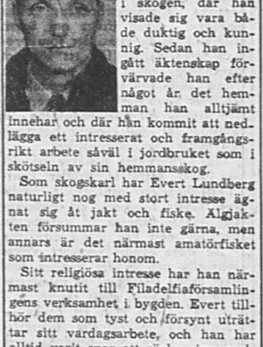 Lundberg Karl Evert Riddarhällan 50 år 10 Jan PT