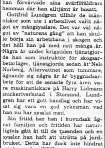 Lundgren Gottfrid Altervattnet 50 år 25 Feb PT