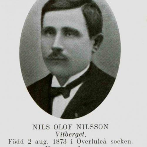 Nilsson Nils Olov Vitberget