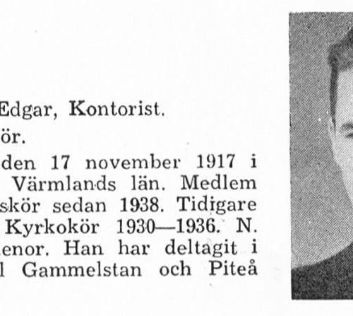 Nilsson Tor 19171117 Från Svenskt Porträttarkiv