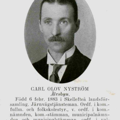 Nyström Carl Olov Älvsbyn