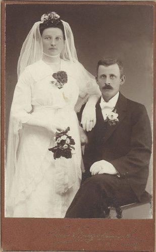 Anna Rapp och Helmer Nilsson