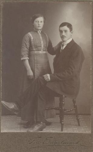 Hildur och Albert Grönlund