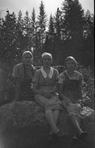 Systrarna Vikström Petbergsliden