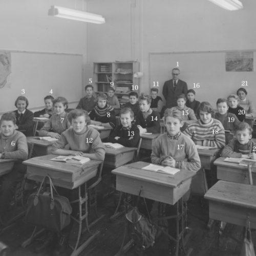 1956 klass 5 Lillkorsträsk