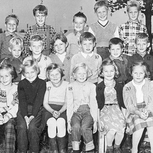 1954 Klass 2 B