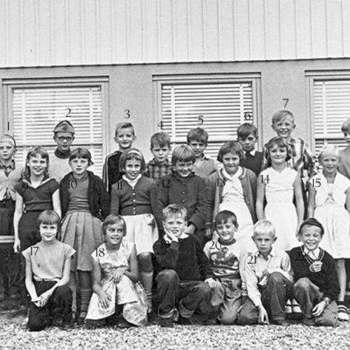 1955 Klass 3 B