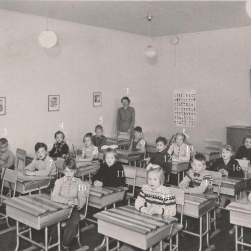 1951 Klass 1 A