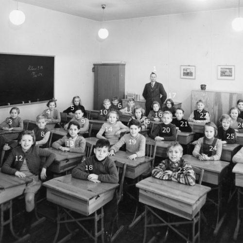 1953 Klass 3 B
