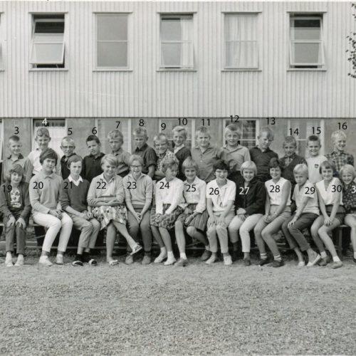 1961 Klass 6 A