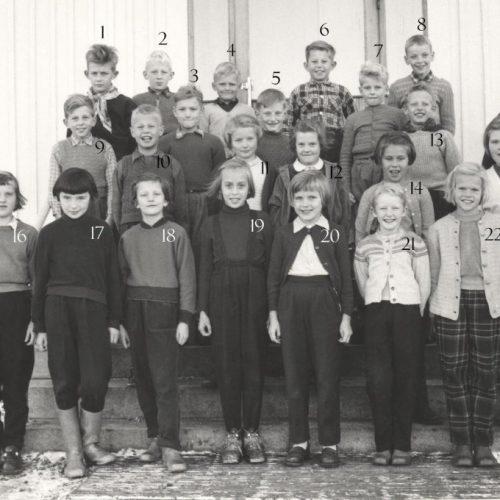 1955 Klass 3 C