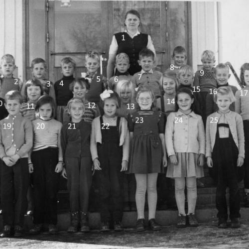1955-56 Klass 1(A?)