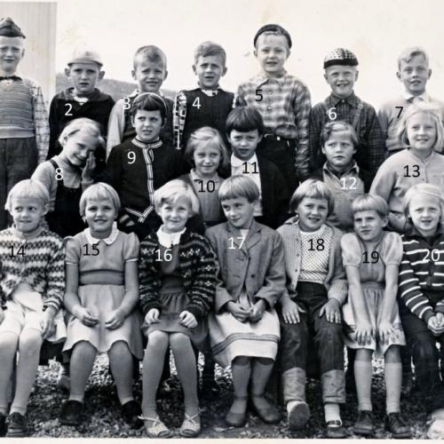 1956 Klass 2 c numr