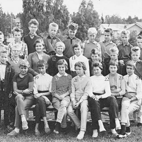 1958 Klass 6 B