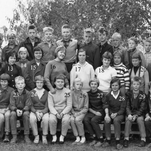 1959 Klass 7 B
