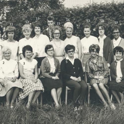 Handelsskolan 1960-tal