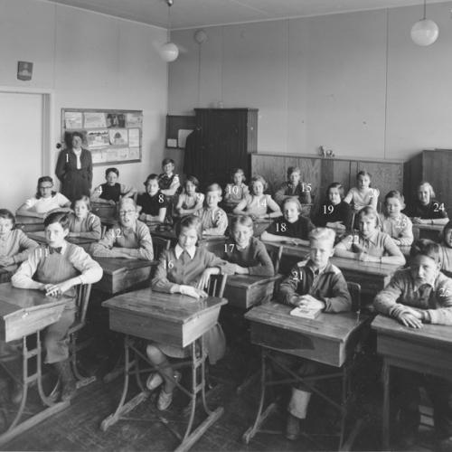 1952 Klass 4 A