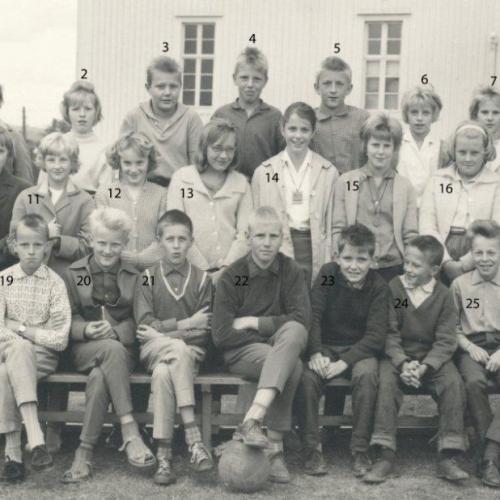 1960 Klass 6