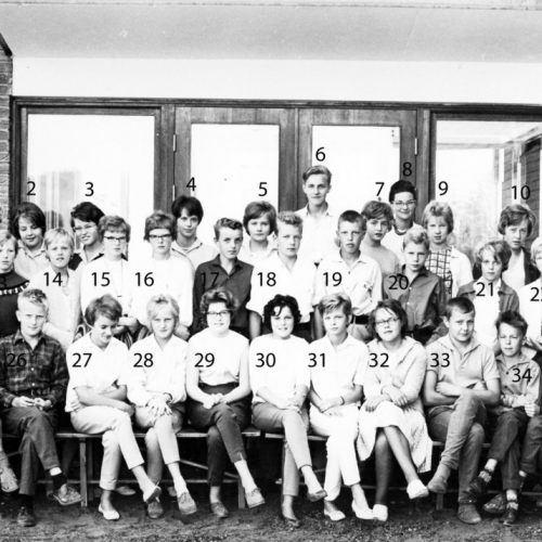 1961 Klass 7 A