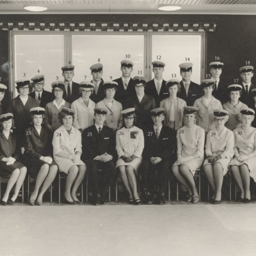 1963 Realister klass 4 A