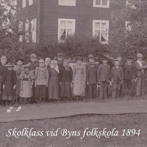 1894 Skolklass
