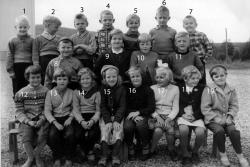 1956-57 Klass 2 B